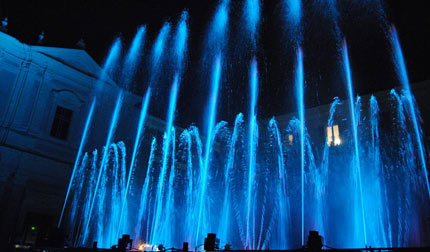 dancing-fountains